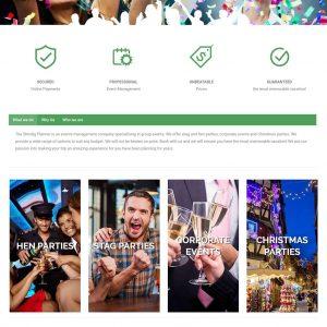 Irish Directory image carousel of CKdesign